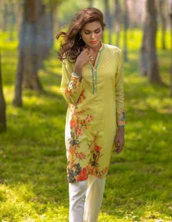 New 2019 Summer Pakistani Fashion Styles
